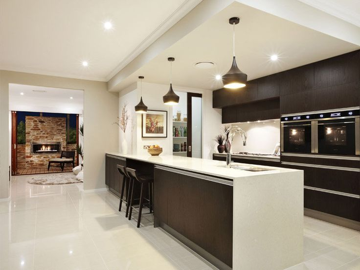 Fabulous Galley Kitchen Design With
